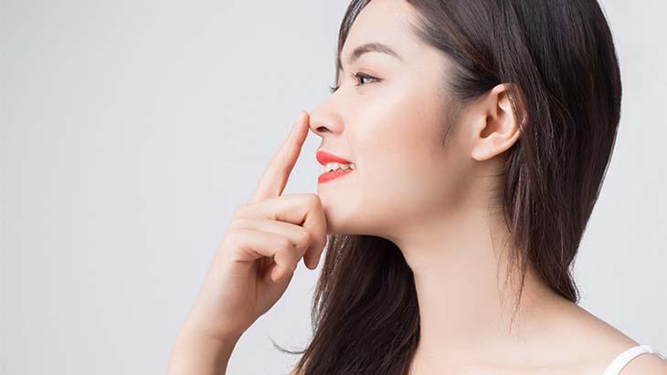 Người bị viêm xoang hoàn toàn có thể nâng mũi