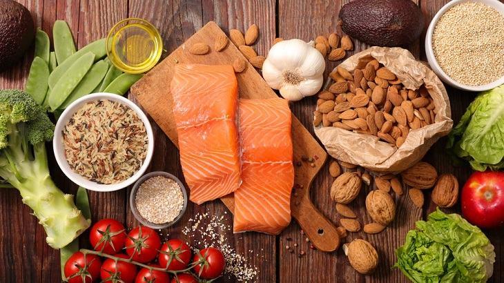 Bổ sung thực phẩm giàu chất dinh dưỡng giúp quá trình phục hồi sức khỏe nhanh chóng