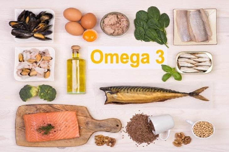 Bổ sung Omega 3 trong các bữa ăn hàng ngày là câu trả lời cho phụ nữ tiền mãn kinh nên ăn gì
