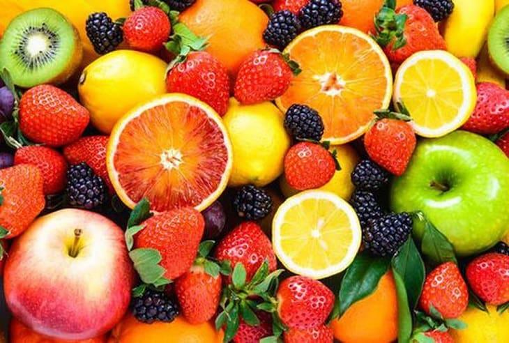 Bổ sung nhiều trái cây vào chế độ ăn hàng ngày