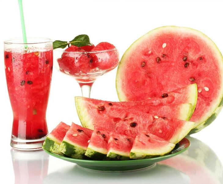 Cách chữa viêm amidan hốc mủ cho bà bầu bằng nước ép hoa quả