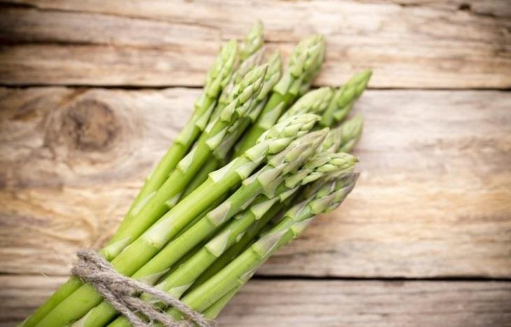 Măng tây cung cấp nhiều vitamin và cải thiện tình trạng xuất tinh sớm
