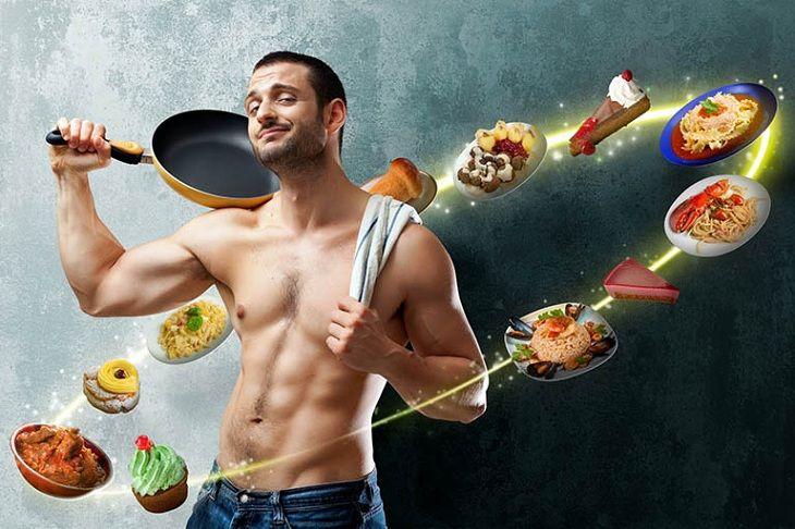 Xây dựng chế độ ăn dinh dưỡng là cách chữa yếu sinh lý không cần thuốc đơn giản tại nhà
