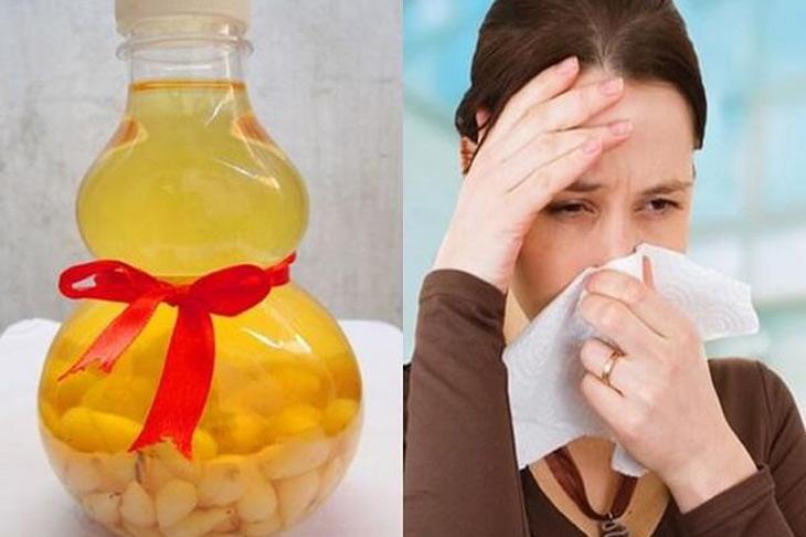 Tỏi có công dụng tốt trong việc hỗ trợ điều trị viêm xoang