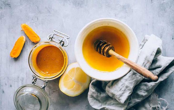 Cách trị viêm xoang tại nhà bằng nghệ và mật ong giúp giảm nhanh triệu chứng