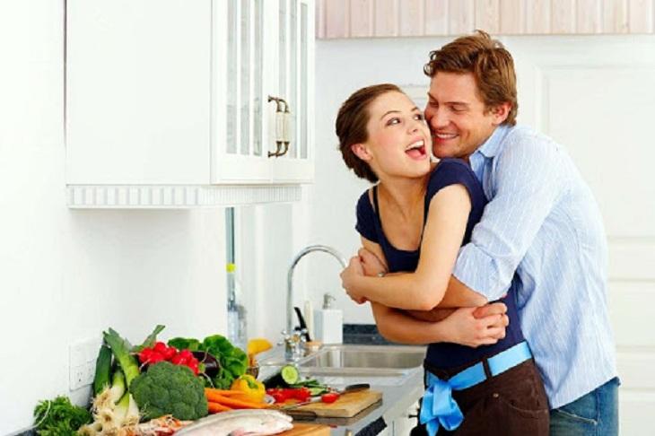 Chế độ ăn dinh dưỡng giúp tăng cường sinh lý, chống xuất tinh sớm ở nam giới