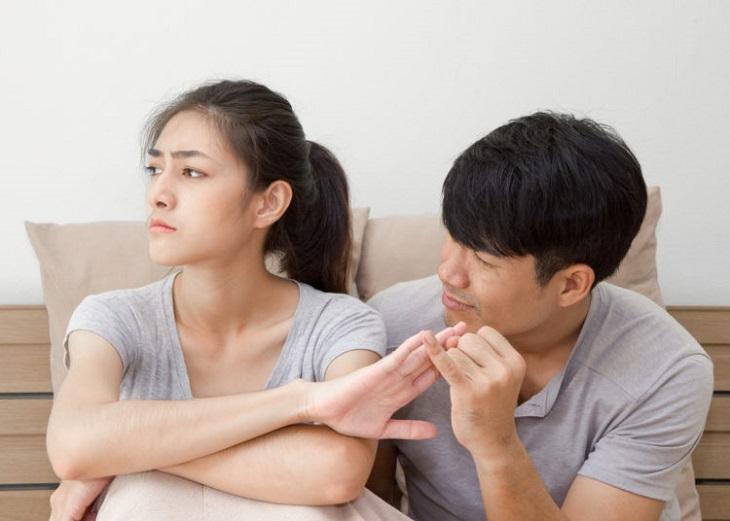 Chị em tuyệt đối không nên quan hệ khi đang điều trị viêm cổ tử cung