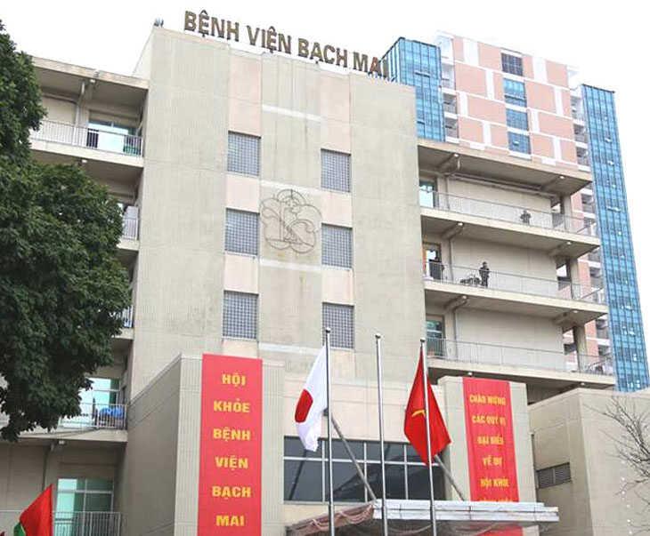 Bệnh viện Bạch Mai có chi phí mổ viêm xoang mũi hợp lý