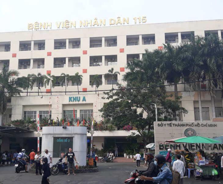 Bệnh viện Nhân dân 115 có chi phí mổ viêm xoang mũi phù hợp với mọi người dân