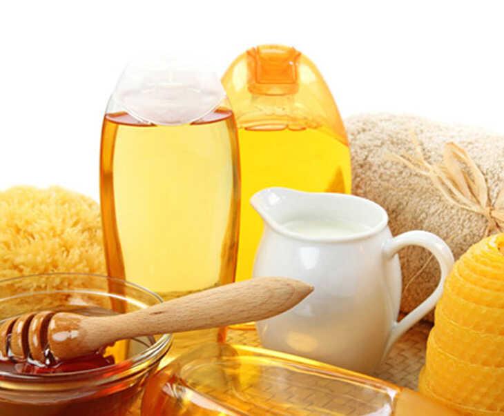 Sữa tươi kết hợp mật ong chữa viêm amidan hốc mủ tuyệt vời