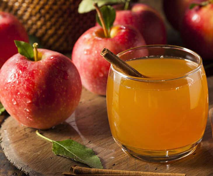Mật ong kết hợp giấm táo chữa viêm amidan hốc mủ an toàn