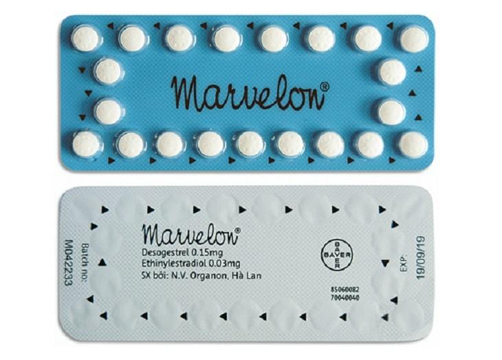 Bị rong kinh uống thuốc gì? Marvelon phù hợp để trị bệnh