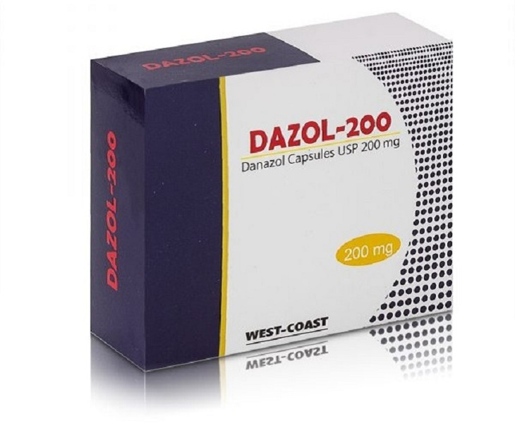 Thuốc chữa rong kinh Danazol