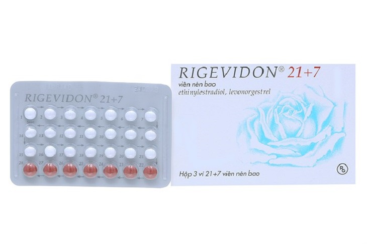 Thuốc tránh thai Rigevidon
