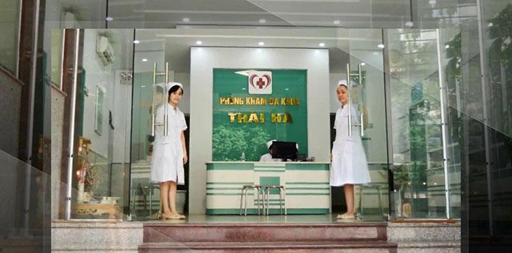 Nếu chị em ngại ngùng không muốn khám chữa ở nơi đông người thì có thể chọn phòng khám Thái Hà