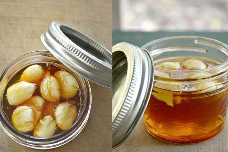 Cách chữa viêm họng bằng mật ong với tỏi đơn giản, dễ thực hiện