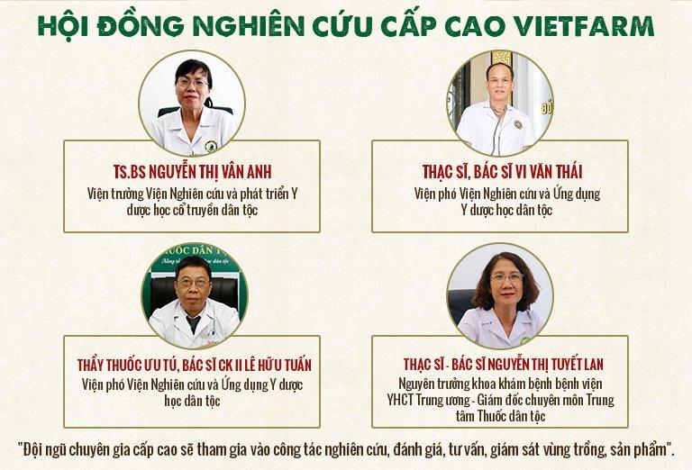 Hội đồng chuyên gia cấp cao Vietfarm