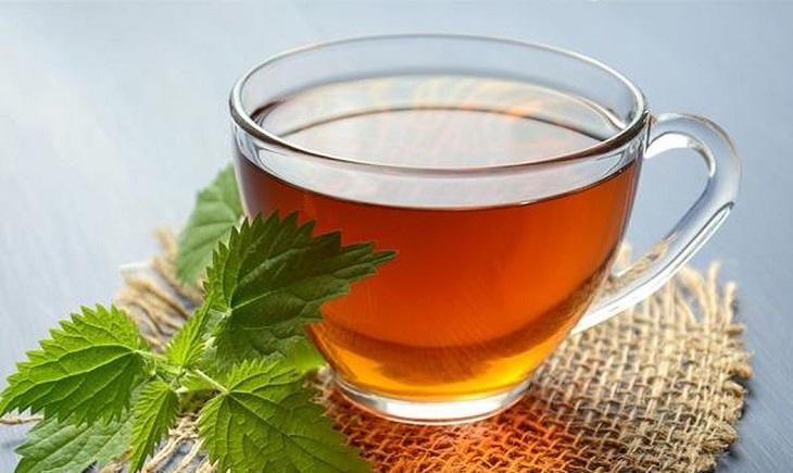 Trà lá mâm xôi dễ uống và tốt cho sức khỏe