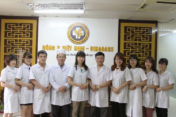 Trung Tâm Thừa Kế Và Ứng Dụng Đông Y Việt Nam hội tụ nhiều y bác sĩ giỏi, tận tâm với nghề