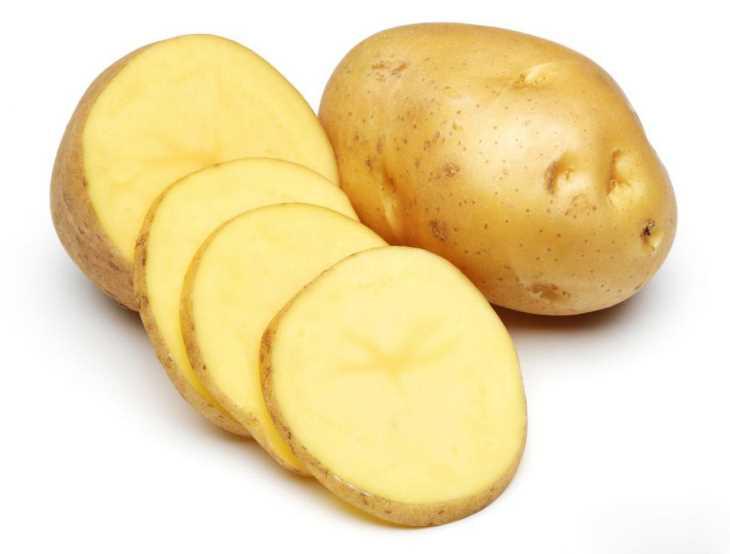 Trị mụn bằng cách sử dụng khoai tây