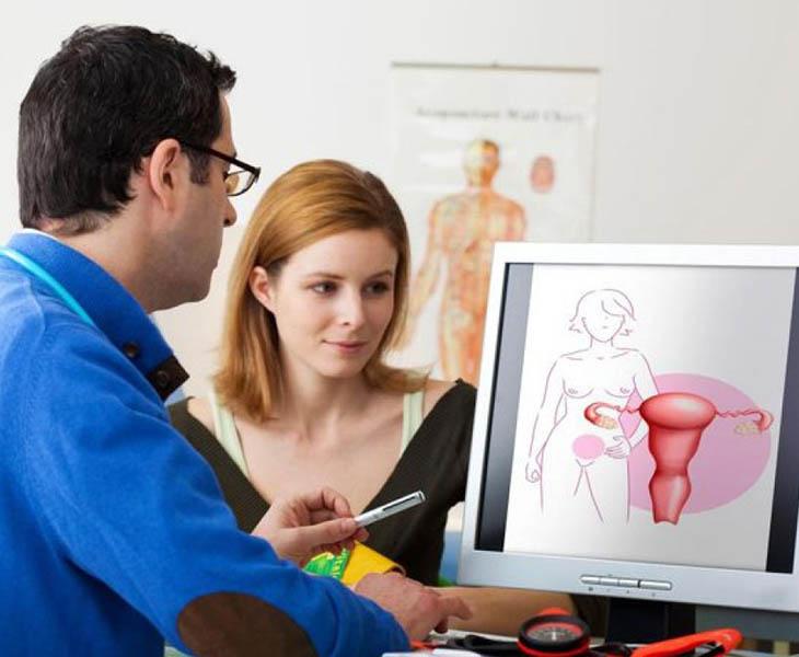 Sau quá trình sử dụng lăn cầu gai đôi chữa tắc vòi trứng người bệnh nên tới cơ sở y tế để chụp X quang xem đã khỏi bệnh hay chưa