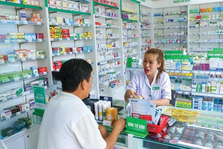 Bạn nên tìm mua sản phẩm tại các tiệm thuốc Tây để được hướng dẫn cách dùng hiệu quả