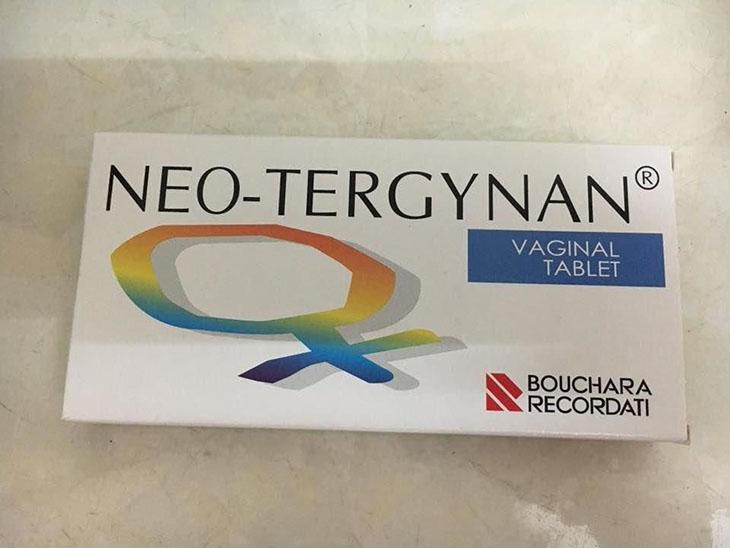 Neo Tergynan trị viêm lộ tuyến được sản xuất từ sự phối hợp của nhiều hoạt chất tốt
