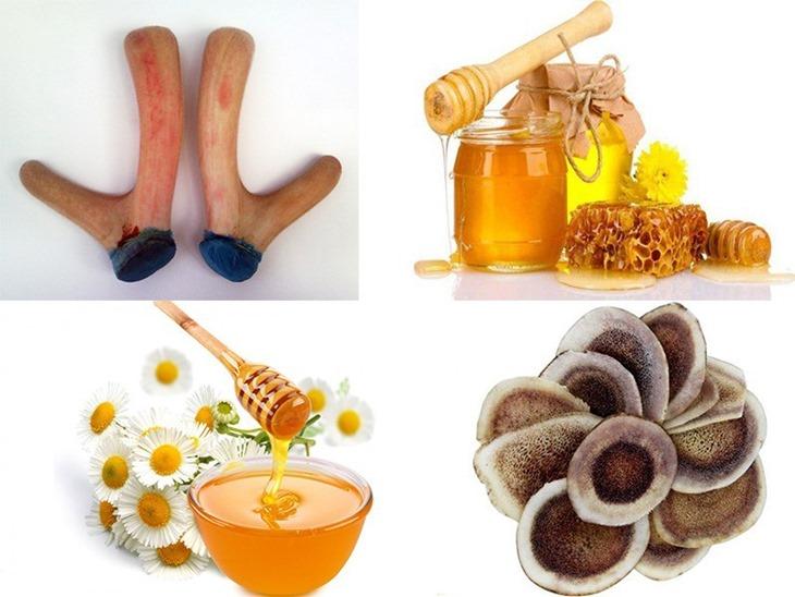 Lộc nhung ngâm mật ong là cách dùng phổ biến mang lại giá trị dinh dưỡng cao