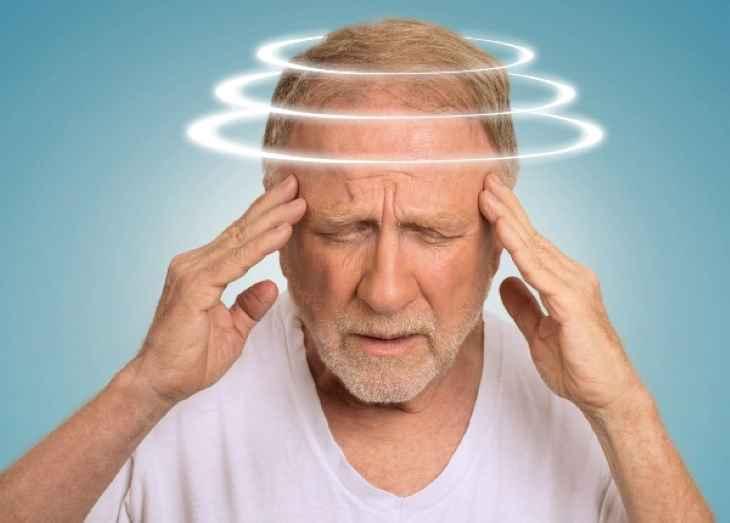 Giai đoạn đầu dùng sản phẩm người bệnh có thể gặp triệu chứng đau đầu, chóng mặt