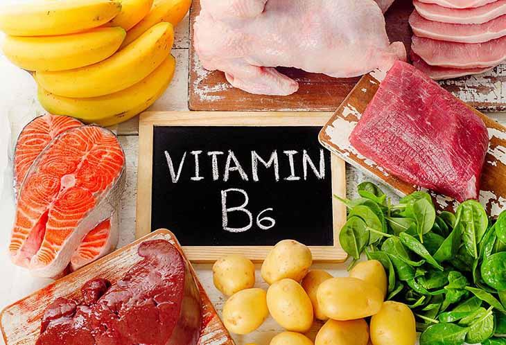 Thực phẩm giàu vitamin B6 đặc biệt có lợi đối với người bị rong kinh