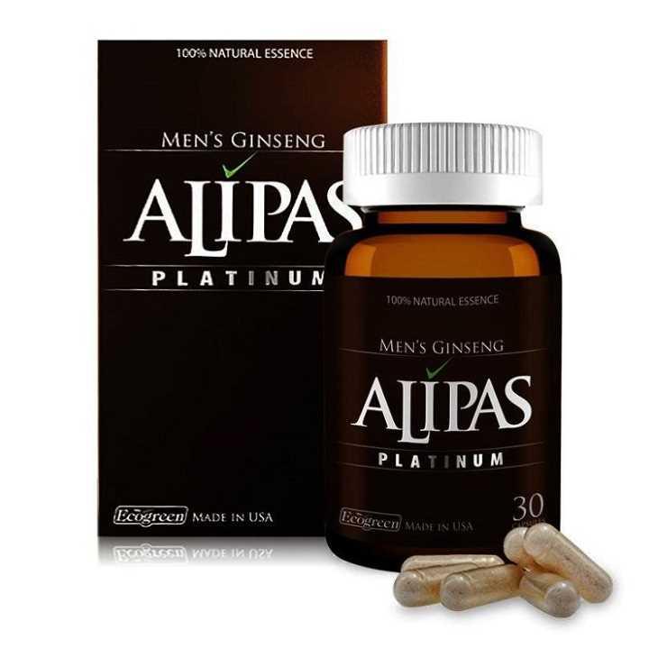 Hình ảnh sản phẩm sâm alipas