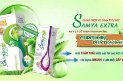 Samya trị viêm lộ tuyến cổ tử cung có tốt không, giá bao nhiêu?