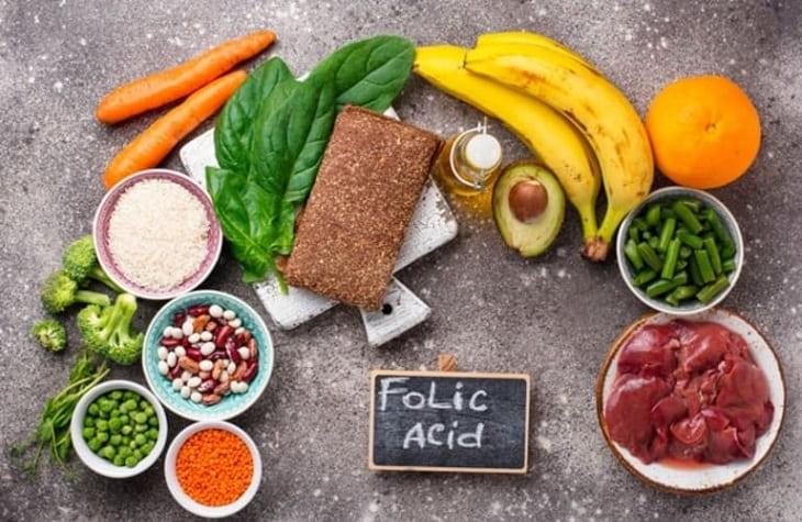 Bị viêm lộ tuyến có thai được không - Bổ sung nhóm Folate