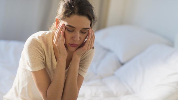 Tránh để bản thân căng thẳng khi đang điều trị bệnh đau dạ dày