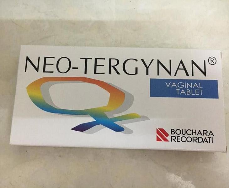 Neo tergynan là thuốc dùng cho các trường hợp viêm lộ tuyến do sự tấn công của nấm Candida