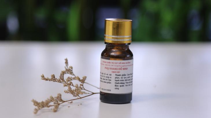 Thuốc đặt Phụ Khang Đỗ Minh đặc trị bệnh huyết trắng