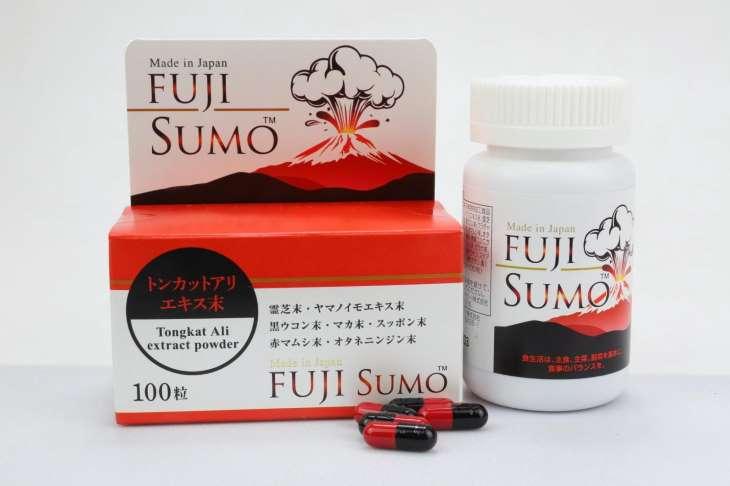 Nói đến các loại thuốc tăng cường sinh lý nam của Nhật chắc chắn người ta phải nhắc đến Fuji Sumo