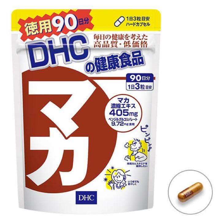 Maca DHC là viên uống được các chuyên gia nhật bản đánh giá rất cao