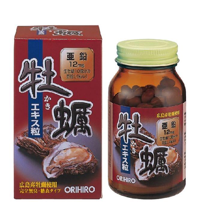 Không chỉ giúp tăng cường sinh lý, Orihiro còn giúp bồi bổ cơ thể rất tốt