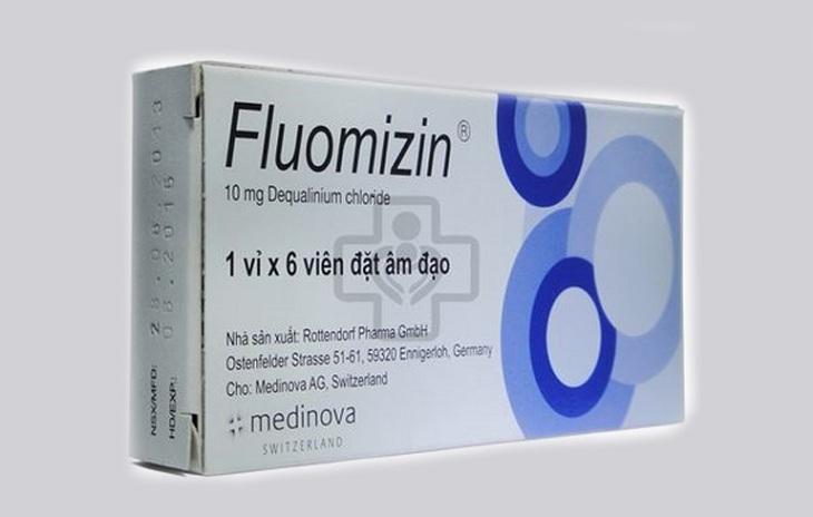 Fluomizin giúp ức chế vi khuẩn gây bệnh viêm cổ tử cung