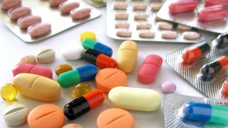 Thận trọng khi sử dụng thuốc uống vì có thể gây tác dụng phụ