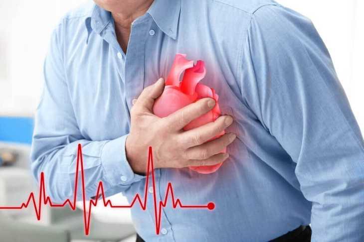 Sản phẩm này chống chỉ định với các bệnh nhân bị bệnh tim