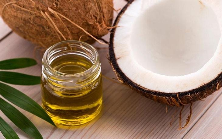 Dùng dầu dừa chữa viêm âm đạo tại nhà