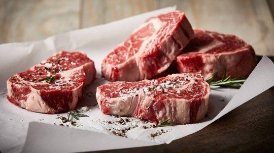 Thịt bò mang lại nhiều lợi ích cho quá trình điều trị viêm amidan