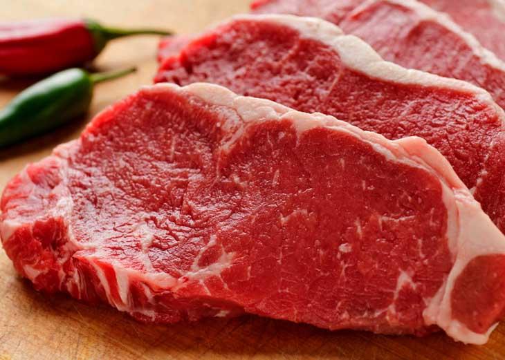 Sử dụng thịt bò vừa đủ để giúp bổ sung dưỡng chất cho cơ thể