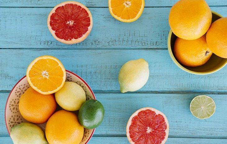 Bổ sung thực phẩm chứa nhiều Vitamin C để tăng sức đề kháng cho cơ thể