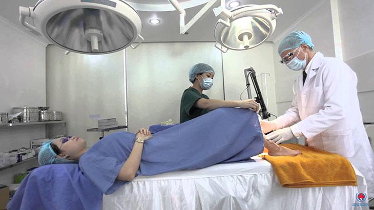 Chị em nên điều trị ngoại khoa tại cơ sở y tế chất lượng