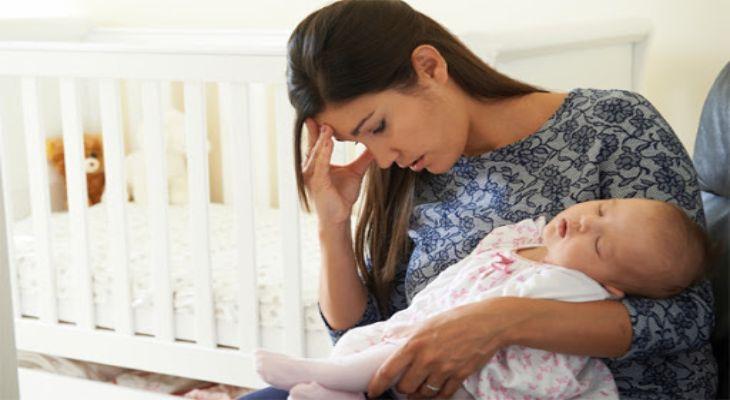 Viêm cổ tử cung sau sinh do sự rối loạn nội tiết và cơ thể suy nhược