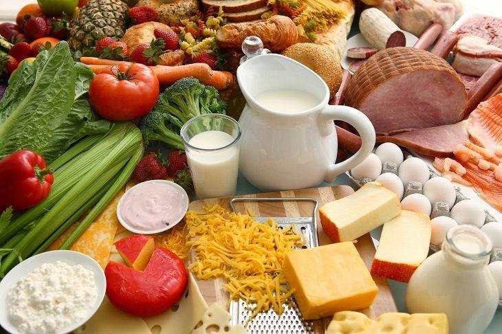 Bổ sung thực phẩm giàu chất dinh dưỡng để chăm sóc tốt sức khỏe thời kỳ tiễn mãn kinh