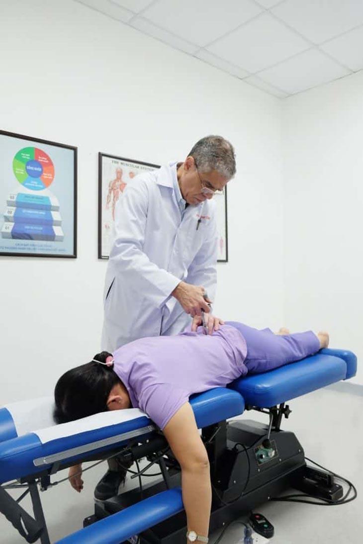 Viêm vùng chậu mãn tính có thể bị đẩy lùi nhờ vật lý trị liệu